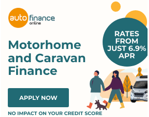 Motorhome and Caravan Finance